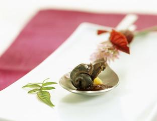 snails à la madrilene