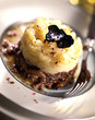 cottage pie with truffles