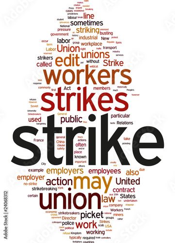 Strike - Labor Union