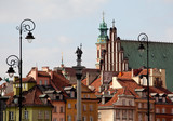Fototapety Old Town of Warsaw