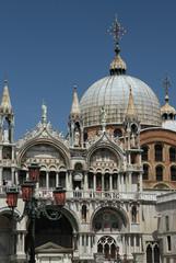 St Mark's Basilica, Venice , Italy