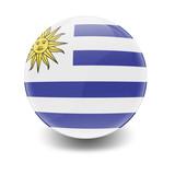 Esfera brillante Uruguay
