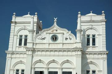 Mosque in Galle,Ceylon