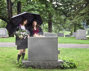 Young Mourners