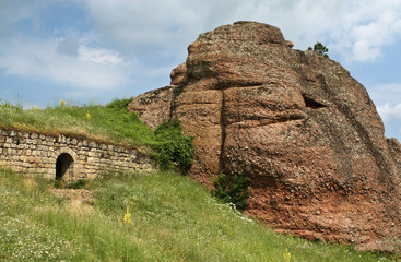 Belogradchik Rocks walls
