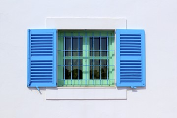 architecture balearic islands Formentera house window