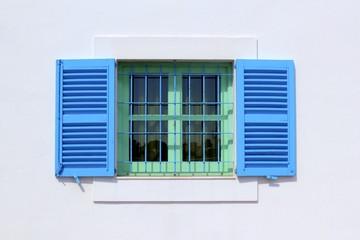 architecture balearic islands Formentera house window