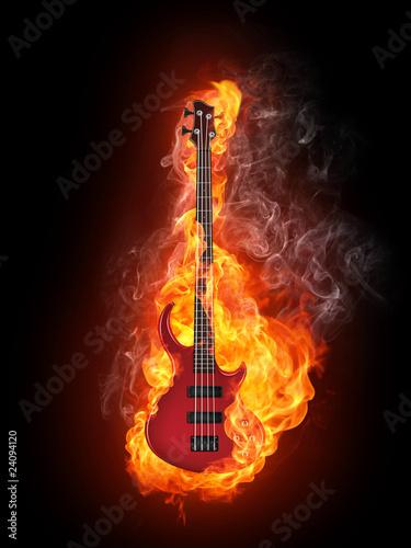 Electric Bass Guitar - 24094120