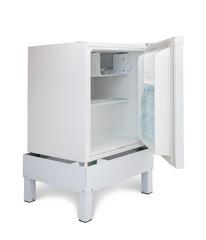 White refrigerator