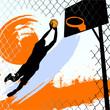 roleta: basketball player