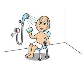 介護.福祉(お風呂)
