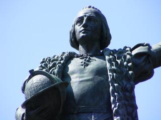 Cristobal Colón en Salamanca