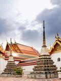 Wat Po Chedi poster