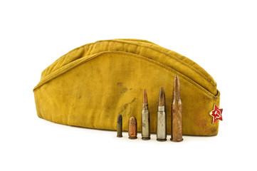 cap and bullets