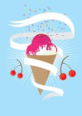 cone ice cream