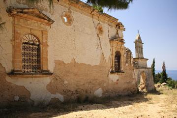 Sassia Monastery ruins
