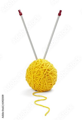 wool knitting needlecraft - 24121309