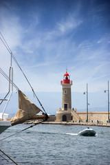 Saint Tropez lighthouse
