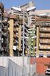Quartiere popolare - Napoli Campania