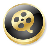 CINEMA Web Button (films review gold medal arts new releases) poster