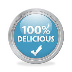 100% Delicious