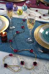 fancy table runner