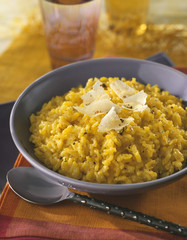 milan-style risotto