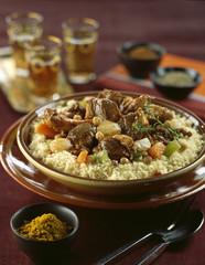 beef couscous