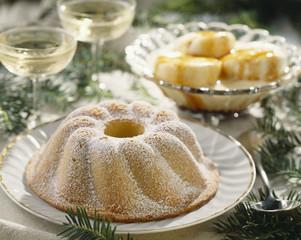 savoie christmas cake