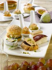 foie gras tapas