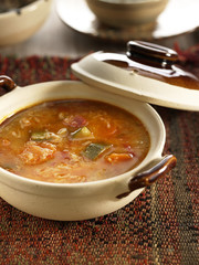 algerian vegetable soup