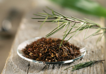 rooibos for herbal tea