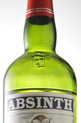 bottle of absinthe