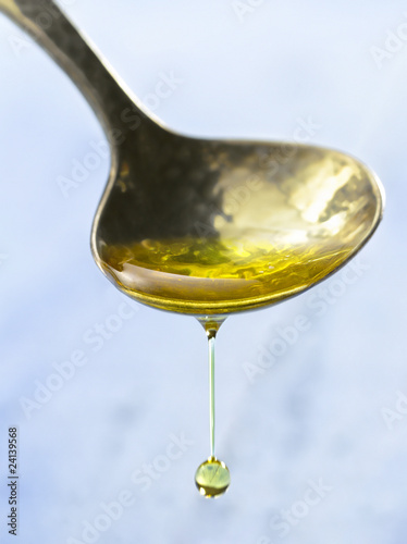 spoonful of oil