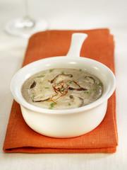 cream of shiitake mushroom soup