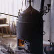 still for distilling mirabelle plum eau-de-vie