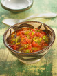 moroccan-style pepper and tomato salad