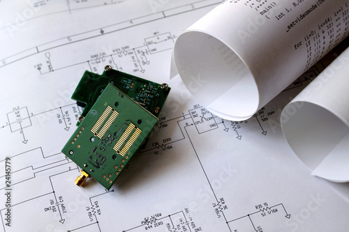 printed circuit board,circuit diagram