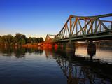 Glienicker Brücke Potsdam Berlin poster