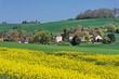village dans la  campagne