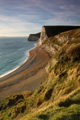 Swyre Head & Bats Head, Dorset, UK