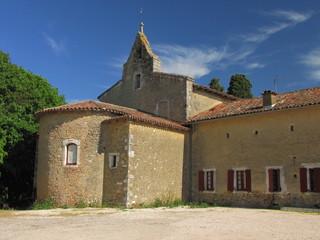 Notre-Dame de Lorette ; Comminges ; contreforts des Pyrénées