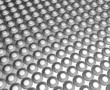 Silver dots pattern background