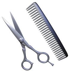 set per barbiere 1