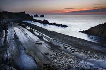La costa quebrada