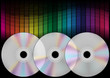 Compact Discs and Equalizer