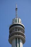 telecommunication tower poster