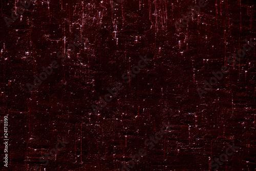 Staande foto Leder Hintergrund rot
