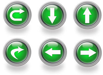 icone freccie