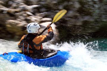 Kayak extrem